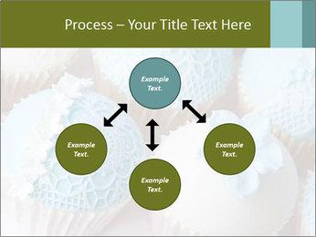 Wedding cupcakes PowerPoint Templates - Slide 91