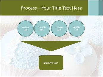 Wedding cupcakes PowerPoint Templates - Slide 93