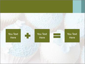 Wedding cupcakes PowerPoint Templates - Slide 95