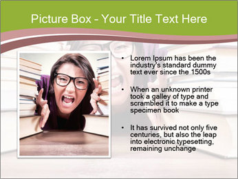 Selective focus PowerPoint Template - Slide 13