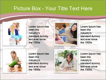 Selective focus PowerPoint Template - Slide 14