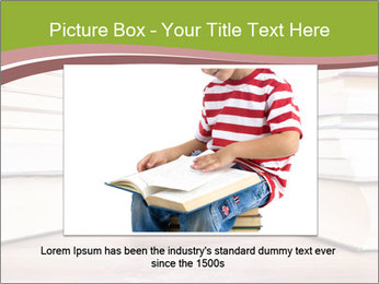 Selective focus PowerPoint Template - Slide 15