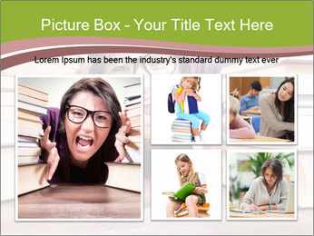 Selective focus PowerPoint Template - Slide 19