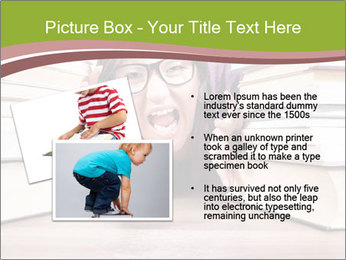 Selective focus PowerPoint Template - Slide 20