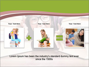 Selective focus PowerPoint Template - Slide 22