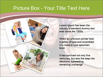 Selective focus PowerPoint Template - Slide 23