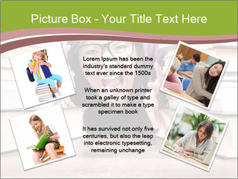 Selective focus PowerPoint Template - Slide 24