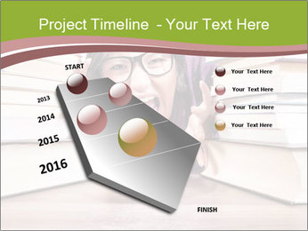 Selective focus PowerPoint Template - Slide 26