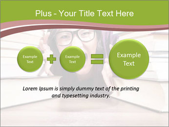 Selective focus PowerPoint Template - Slide 75
