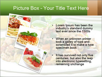 Risotto with chicken and vegetables PowerPoint Templates - Slide 17