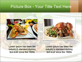 Risotto with chicken and vegetables PowerPoint Templates - Slide 18