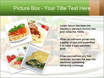 Risotto with chicken and vegetables PowerPoint Templates - Slide 23