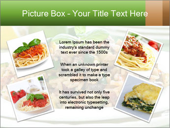 Risotto with chicken and vegetables PowerPoint Templates - Slide 24