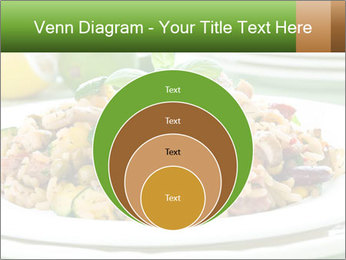 Risotto with chicken and vegetables PowerPoint Templates - Slide 34