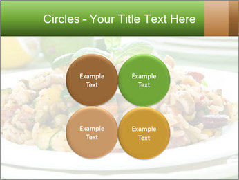 Risotto with chicken and vegetables PowerPoint Templates - Slide 38