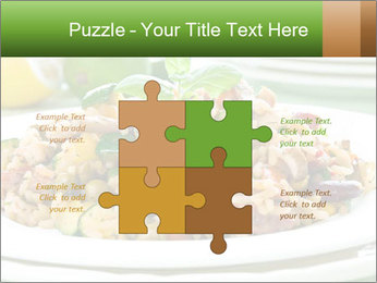 Risotto with chicken and vegetables PowerPoint Templates - Slide 43