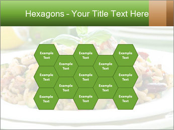 Risotto with chicken and vegetables PowerPoint Templates - Slide 44