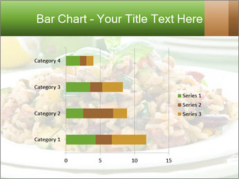 Risotto with chicken and vegetables PowerPoint Templates - Slide 52