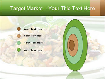 Risotto with chicken and vegetables PowerPoint Templates - Slide 84