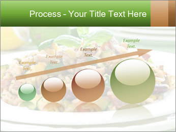 Risotto with chicken and vegetables PowerPoint Templates - Slide 87