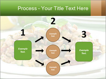 Risotto with chicken and vegetables PowerPoint Templates - Slide 92