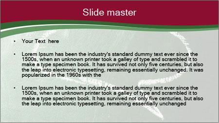 Text balloon PowerPoint Template - Slide 2