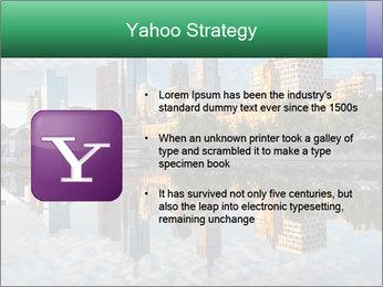 Melbourne CBD PowerPoint Templates - Slide 11