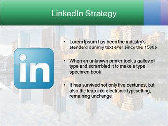Melbourne CBD PowerPoint Templates - Slide 12