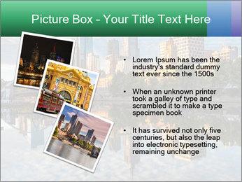 Melbourne CBD PowerPoint Templates - Slide 17