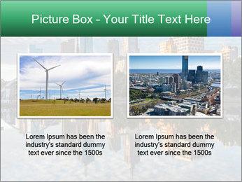 Melbourne CBD PowerPoint Templates - Slide 18