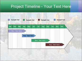 Melbourne CBD PowerPoint Templates - Slide 25