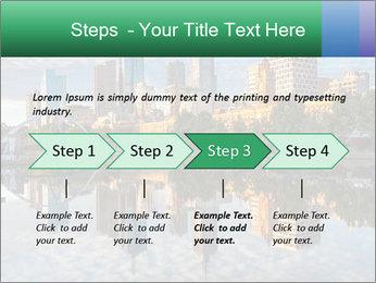Melbourne CBD PowerPoint Templates - Slide 4