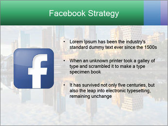 Melbourne CBD PowerPoint Templates - Slide 6