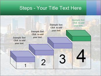 Melbourne CBD PowerPoint Templates - Slide 64