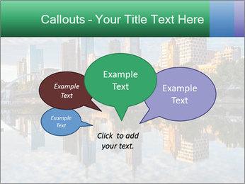 Melbourne CBD PowerPoint Templates - Slide 73