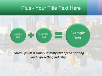 Melbourne CBD PowerPoint Templates - Slide 75