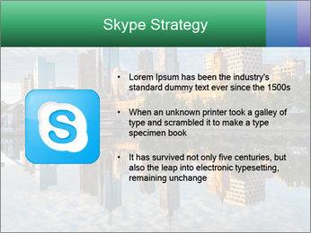 Melbourne CBD PowerPoint Templates - Slide 8