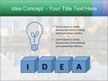 Melbourne CBD PowerPoint Templates - Slide 80