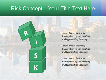 Melbourne CBD PowerPoint Templates - Slide 81