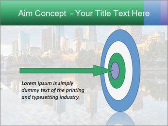 Melbourne CBD PowerPoint Templates - Slide 83