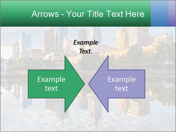 Melbourne CBD PowerPoint Templates - Slide 90