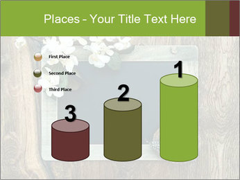 Chalkboard Banner with Flowers PowerPoint Template - Slide 65