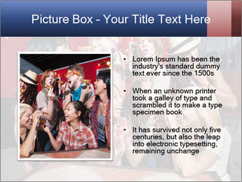 Six laughing people PowerPoint Templates - Slide 13