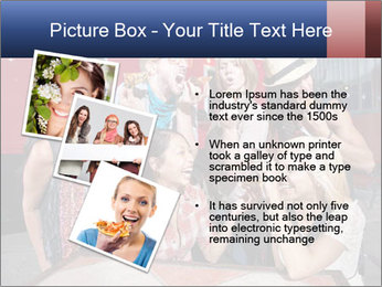 Six laughing people PowerPoint Templates - Slide 17