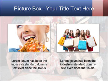 Six laughing people PowerPoint Templates - Slide 18