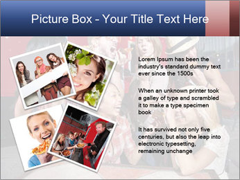 Six laughing people PowerPoint Templates - Slide 23