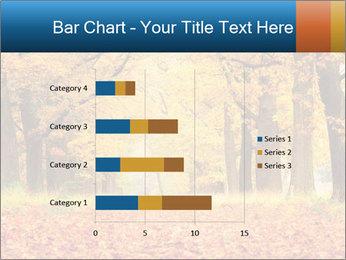 Beautiful autumn forest PowerPoint Template - Slide 52