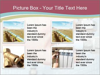 Open valve PowerPoint Templates - Slide 14