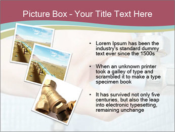 Open valve PowerPoint Templates - Slide 17