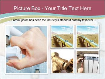 Open valve PowerPoint Templates - Slide 19